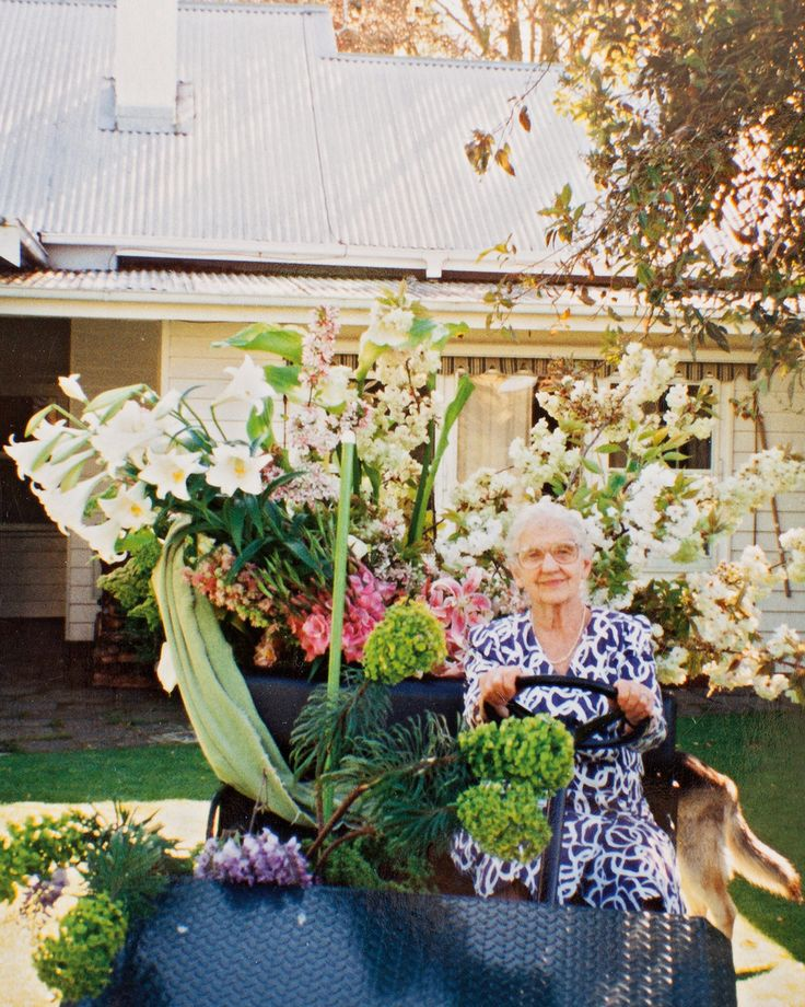 The Planthunter x The Design Files | The garden at Cruden Farm was Dame Elisabeth Murdoch's great labour of love. Words by Georgina Reid. Images by Simon Griffiths.