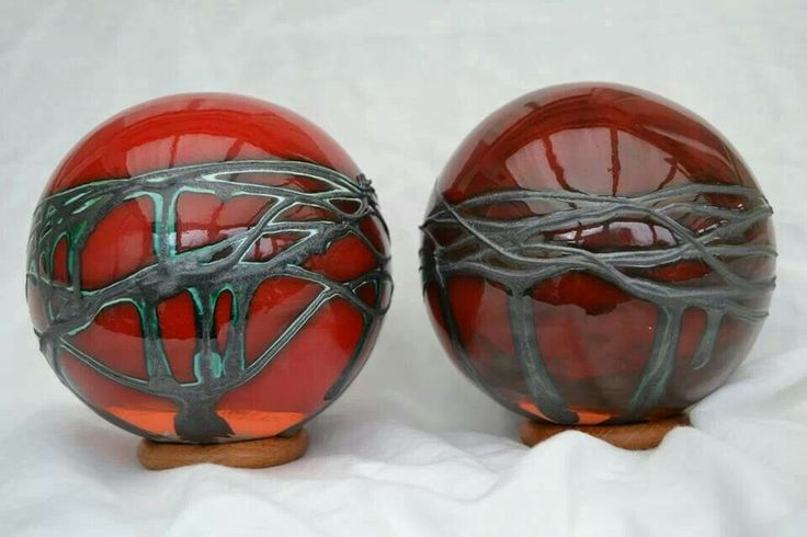 Copper wire with Red