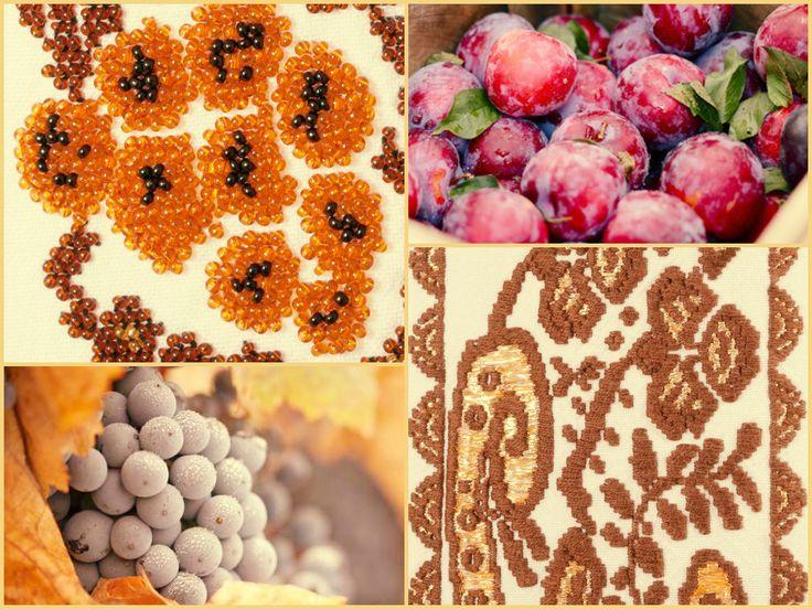 Autumn's fruits
