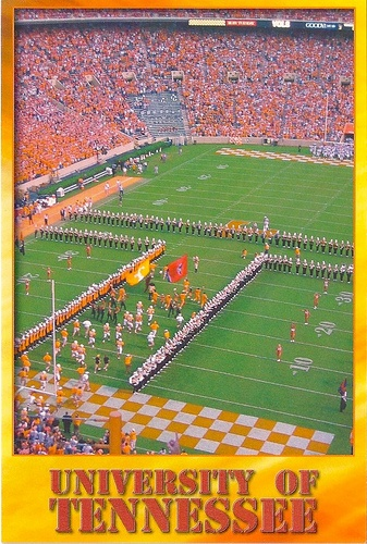 university of tennessee post cards - Google Search