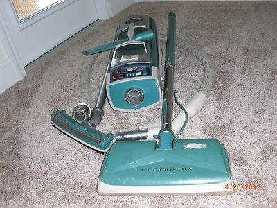 Vintage Electrolux Vacuum Cleaner Model #1205  - I want this so badly!!!