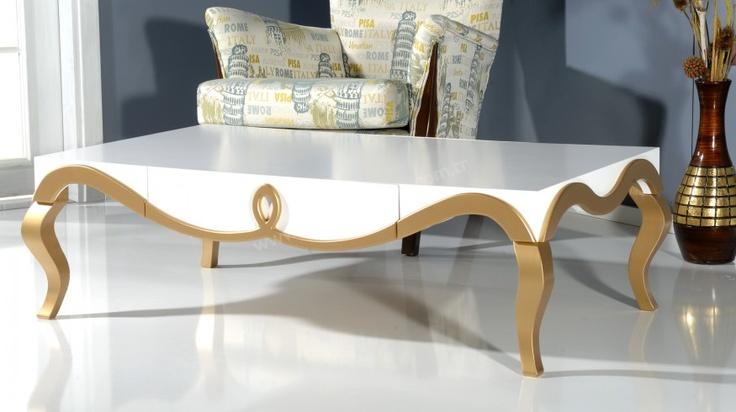 Bronze avangard orta sehpa modeli mobilyası Berke Mobilya'da