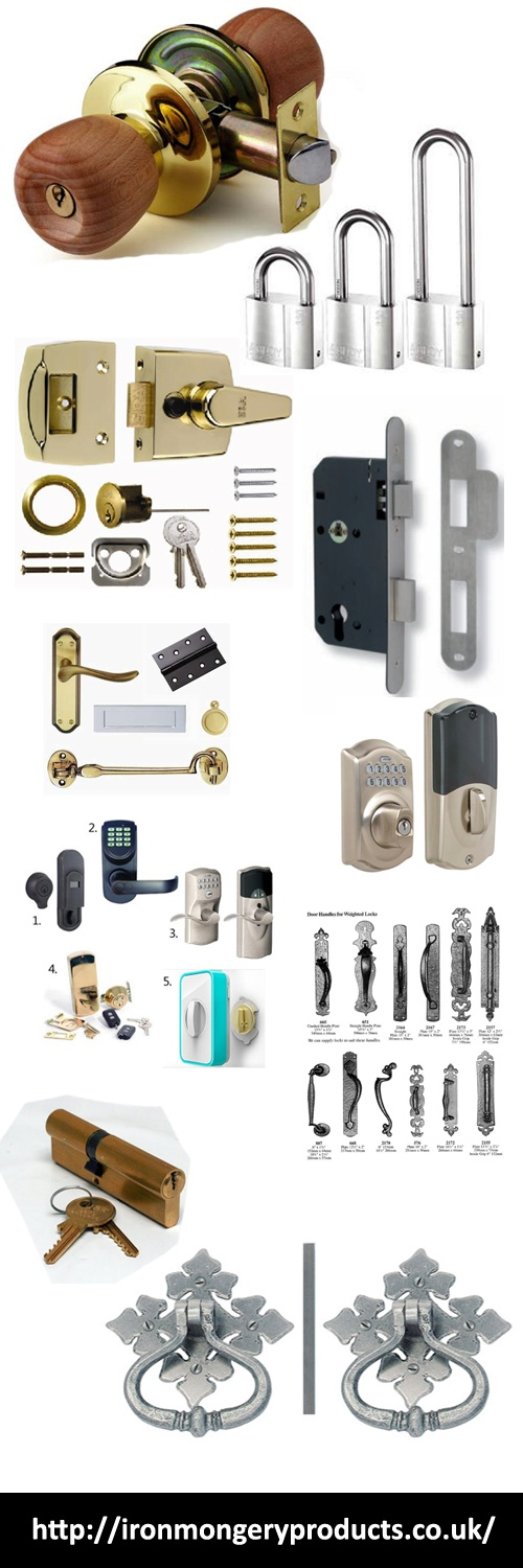 Ironmongery Products supplies quality products of cheap door handles, knob, architectural range, pull handle, hinge, locks and security, in fact everything you would need to fulfil your ironmongery needs.
