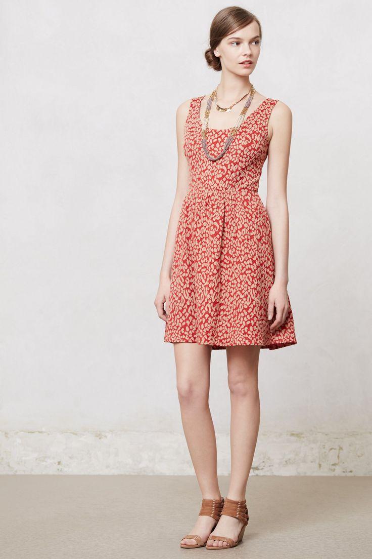 Textured Caldera Dress - anthropologie.com