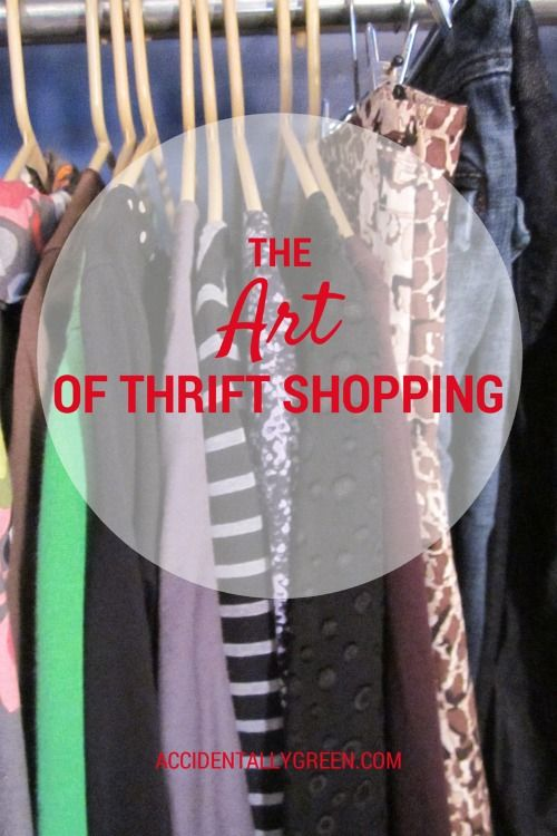 If you haven't tried thrift shopping, you MUST. Here are easy 4 tips on how to get started...