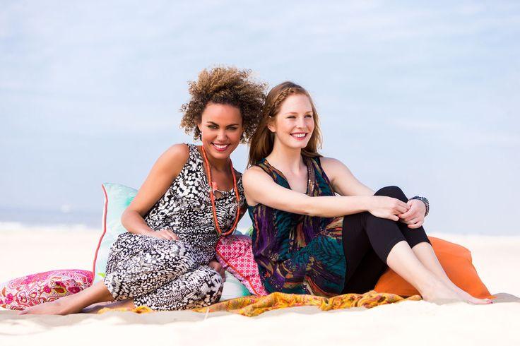 Laat je inspireren door de zomerse outfits van Miss Etam!