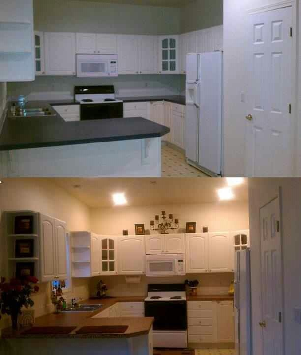 Changing Countertops In Kitchen: Change The Look Of Your Kitchen Countertops Using A Strong