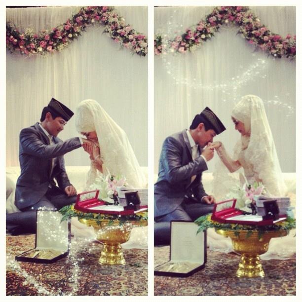 Eternally ... (Muslim wedding)