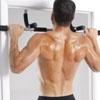 Iron Gym, una sbarra entroporta per le trazioni alla sbarra... in casa! - Blog del Benessere
