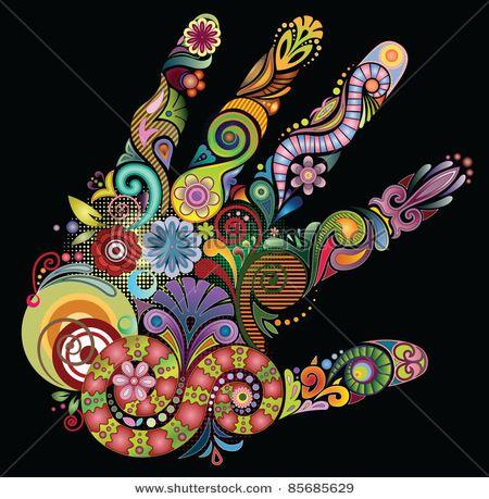 Zendoodles Zentangles Zentangle Hand Reiki Colorfulgemstones Colors