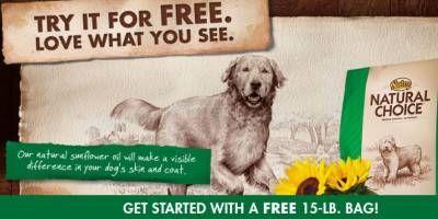 Free 15lb Bag of Nutro Dog Food With Mail-In Rebate #nutrodogfood #dogs #dogfood #freebie #rebate