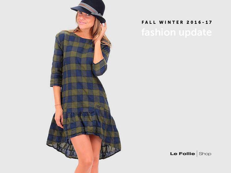 Fashion Update - Fall Winter 2016 #manila-grace on #lefollieshop