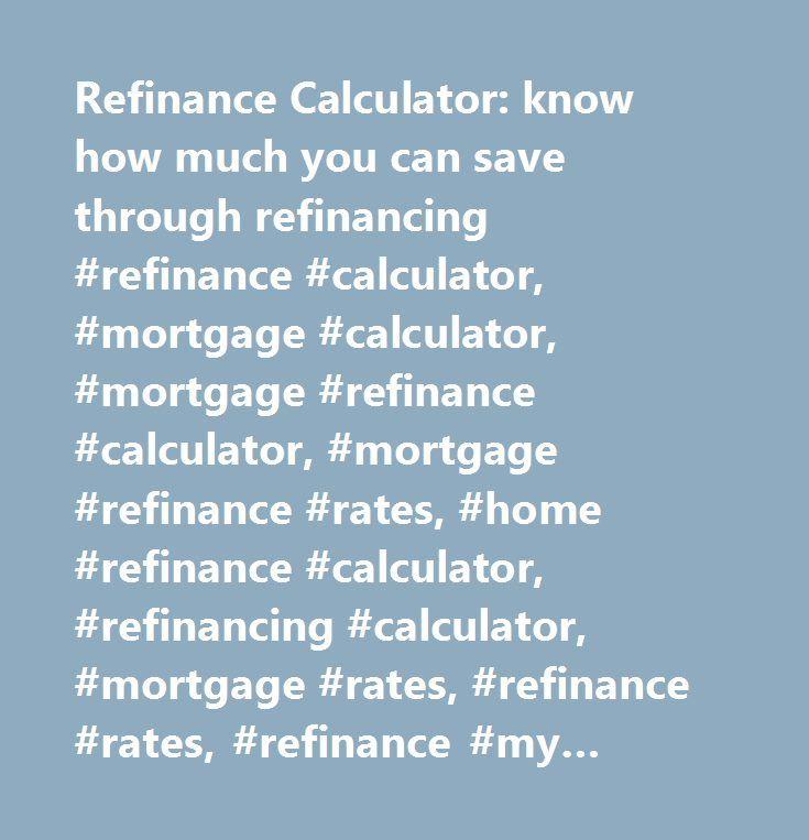 Die Besten 25+ Mortgage Payment Calculator Ideen Auf Pinterest