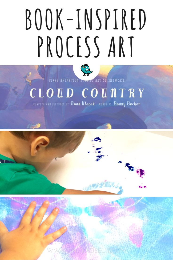 Watercolor books for kids - Get Crafty With Kids And This Inspiring Book From Pixar