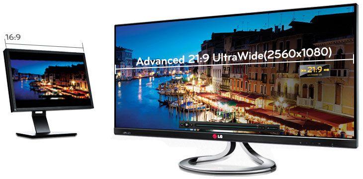 """LG 29"""" LED 29EA93 (29EA93) : achat / vente Ecran PC sur ldlc.com"""