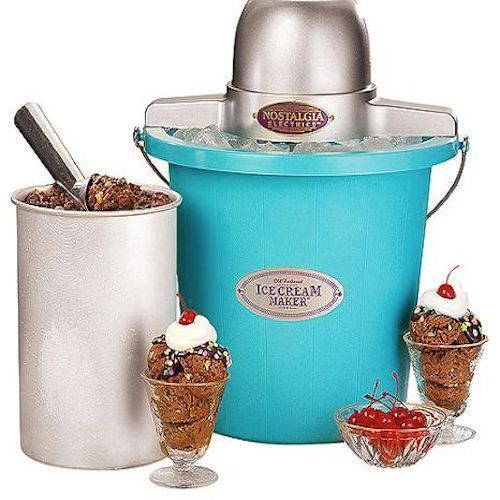 Countertop Electric Ice Cream Maker : Electric Ice Cream Maker on Pinterest Rival Ice Cream Maker, Ice ...