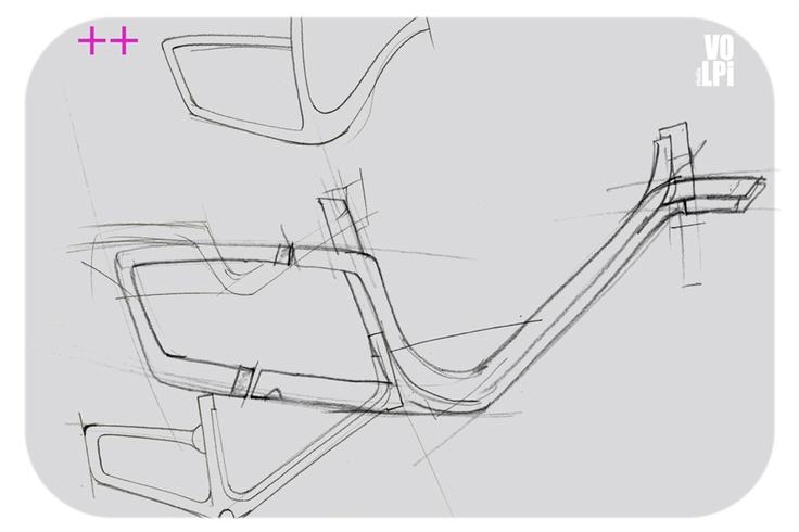 ..designing new Graziella's shape...