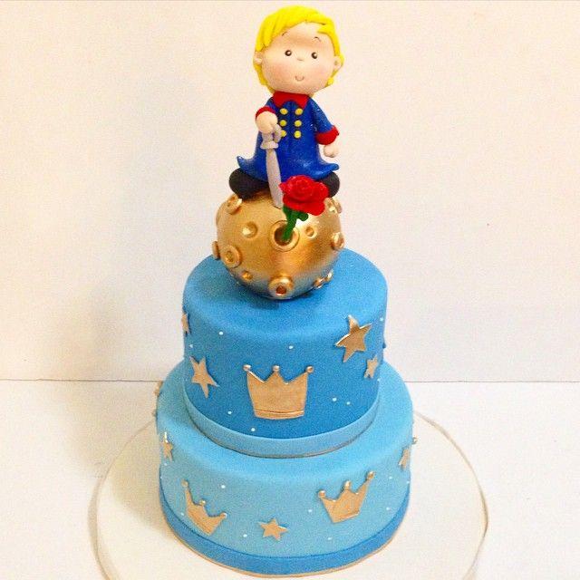 Little Prince inspired Cake