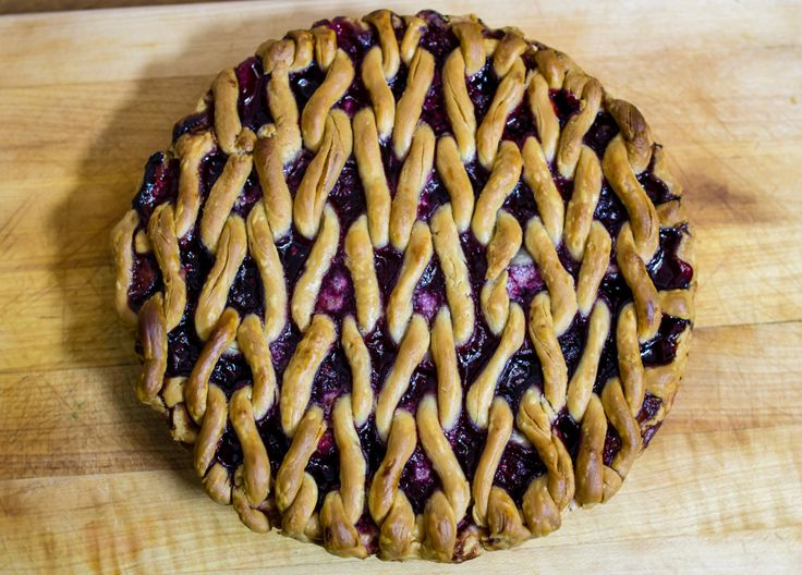 Happy #PiDay2016 – How To Knit a REAL Pie for Pi Day!! #PiDay #Pi Tutorial via Knits for Life