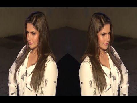 Zarine Khan at special screening of Happy Bhaag Jayegi movie.