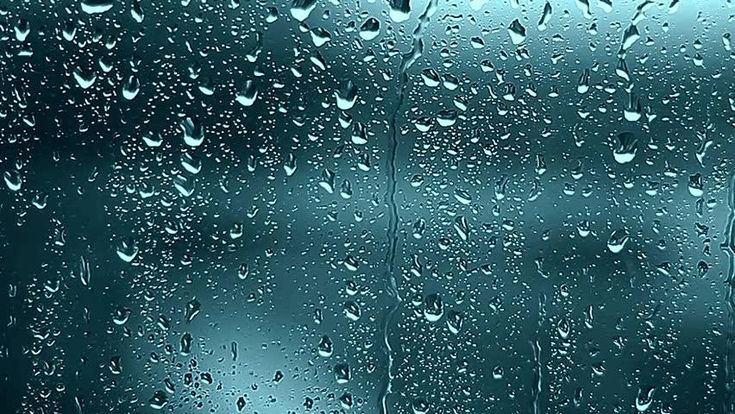 Closeup of water droplets on stock footage video 100