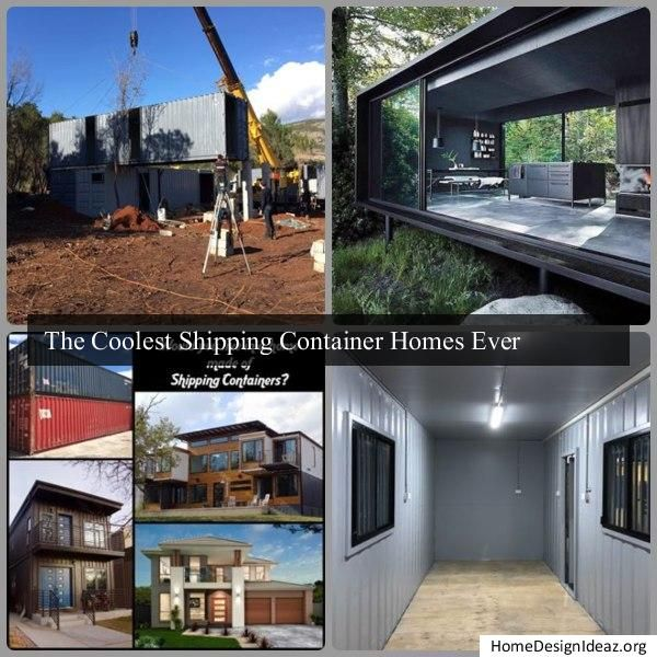 36 Amazing Container Home Designs In 2020 Container House Design Container House Plans Container House