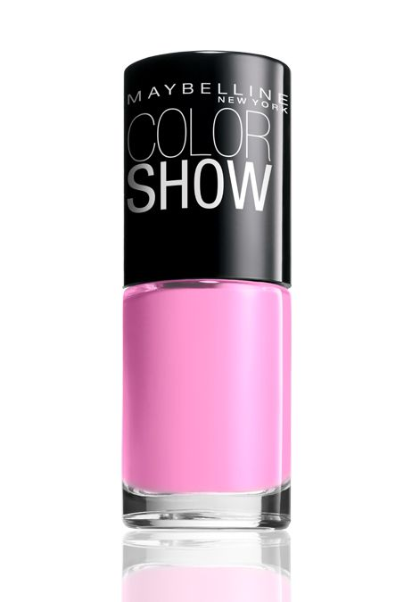 Maybelline Color Show in Chiffon Chic <3160 Chiffon, Nails Colors, Maybelline Colors, Fave Spring, Favorite Polish, Favorite Nails, Nails Polish, Hair Nails Jewelry, Chiffon Chic