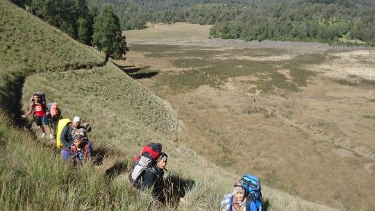 MasyaAllah,, what a wonderful world #mount semeru