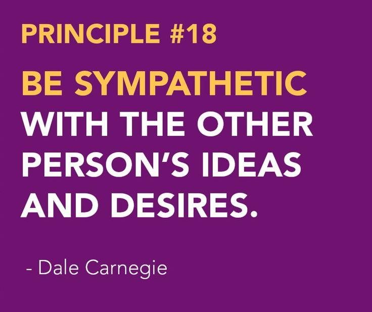 Principle Quotes: 33 Best Dale Carnegie Images On Pinterest