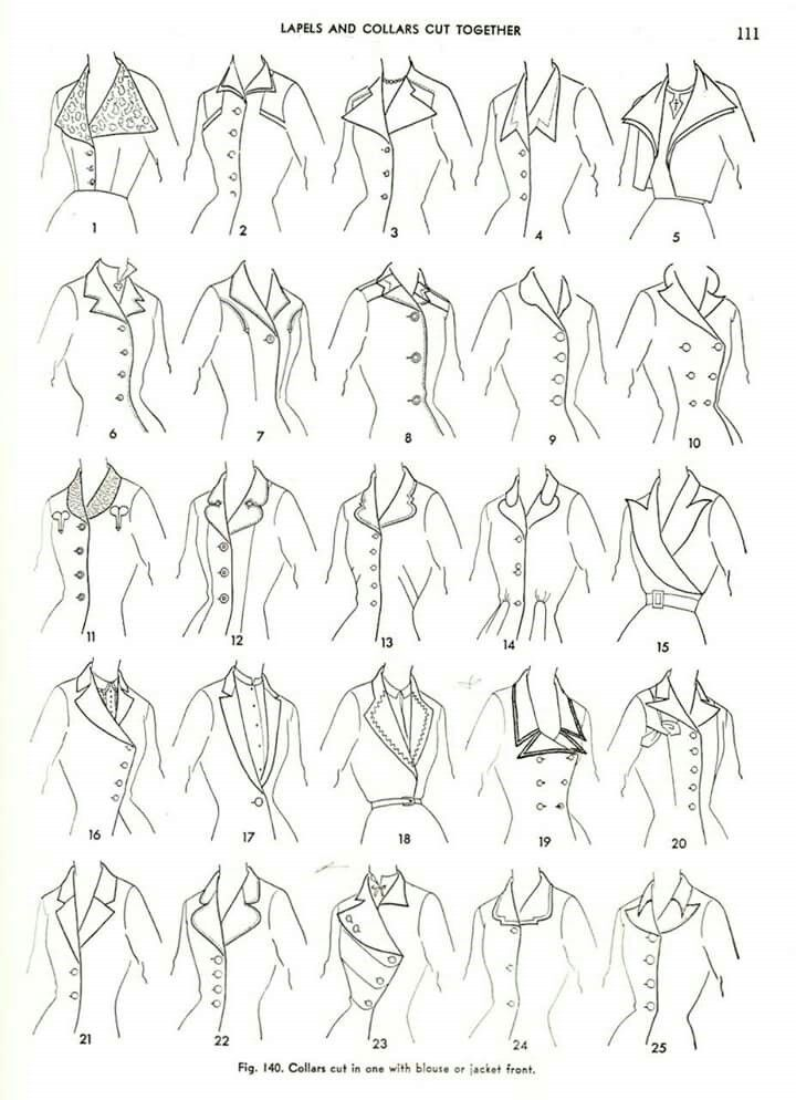 Torso,/ Bodice, Jacket shapes inspiration, via @topupyourtrip