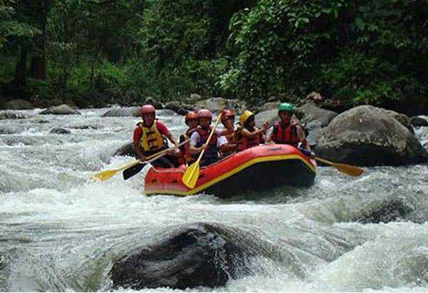 #Rafting #Outbound #Games #Bandung