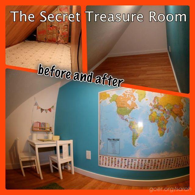 The Secret Treasure Room by Sarah at Things I Make (www.goer.org/sarah)