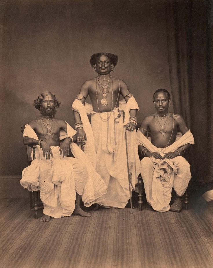 Princes Of Orissa India