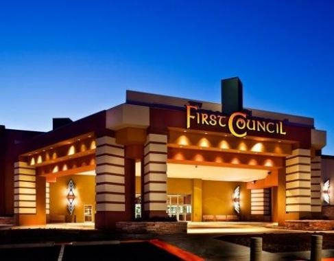 7 clans first council casino hotel newkirk ok