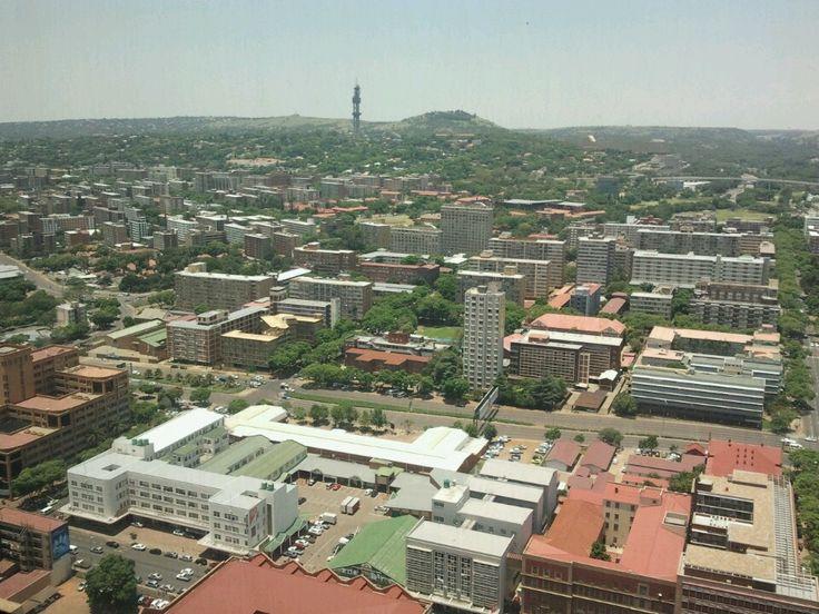 Pretoria (CBD) in IGauteng