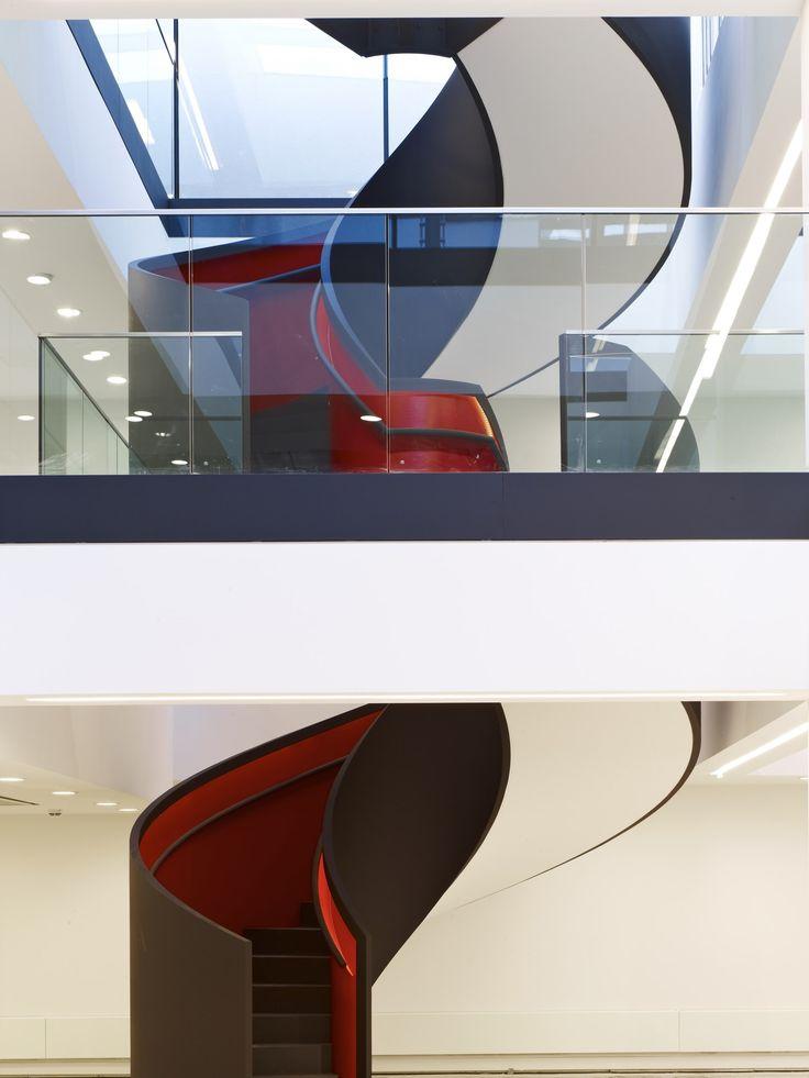 Galeria de Edifício Sede Kurt Geiger / Archer Architects - 10