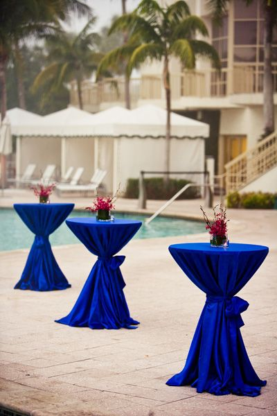 Cocktail Table Decorations Ideas wedding cocktail hour decorations weddings romantique Cocktail Tables