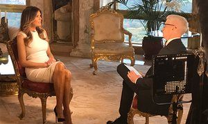 Melania Trump was recruited to do Donald's damage control. Bad plan She stayed on message through two interviews defending her husband, but she didn't know Donald Trump when the accusers did