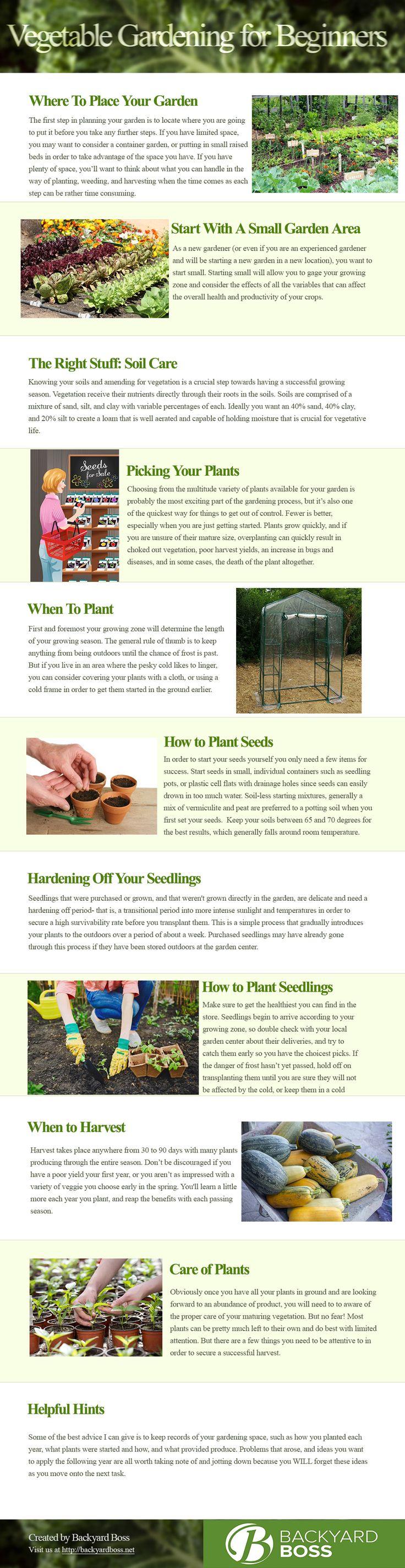 260 best gardening tips for beginners images on pinterest - Gardening for beginners ...