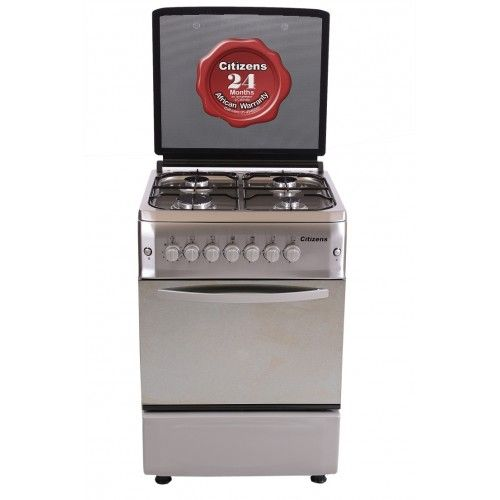 Citizens CF-6640-IOGIT 60x60 Free Standing Gas Cooker 4Gas Crystal series