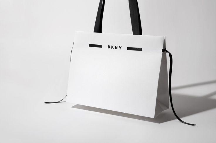 DKNY Identity ○ Studio: Commission Studio ○ Location: United Kingdom ○ Client: DKNY ↪