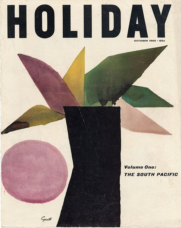 Holiday, October 1960