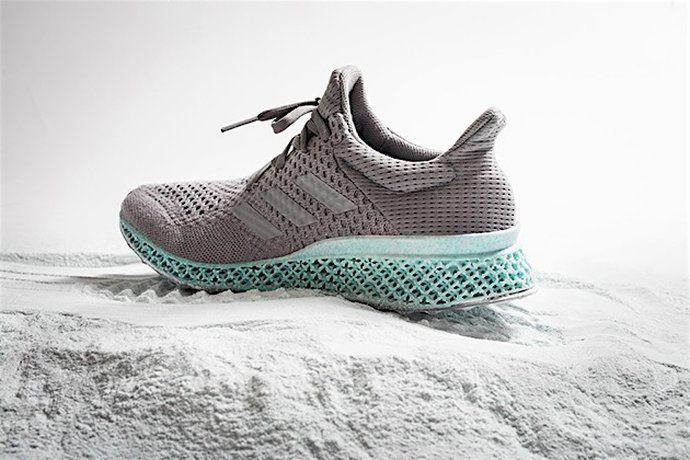 3D Druck: Adidas präsentiert den Sneaker aus Ozean-Plastikmüll
