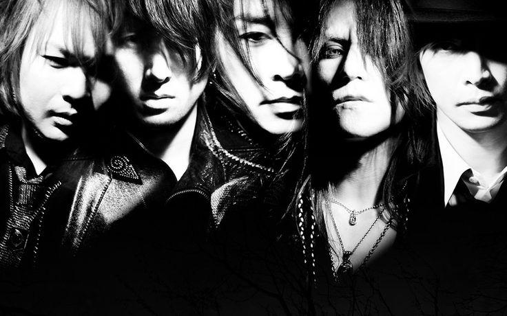 Shinya, J, Ryuichi, Sugizo, Inoran - Luna Sea
