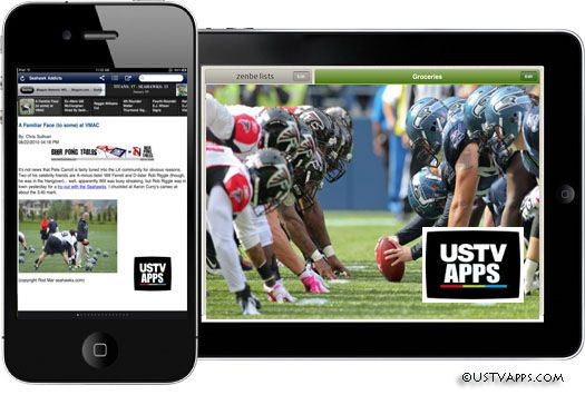 The Seattle Seahawks are an American Football team in the National Football League based in Seattle, Washington.You get Seahawks  all  information including roster, team leaders, injury reports, headlines, player and coach quotations, and game previews and recaps. There are also some exciting applications available in the app store which will tighten up your relation with the Seattle Seahawks Football Team.