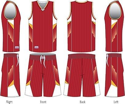 Buy basketball singlets for Kids and Adults at a surprisingly low price from Clever Designs. We offer a huge range of best quality basketball singlets