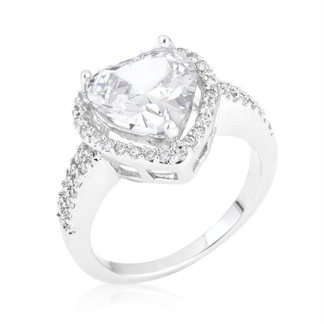 Valentine Heart Ring