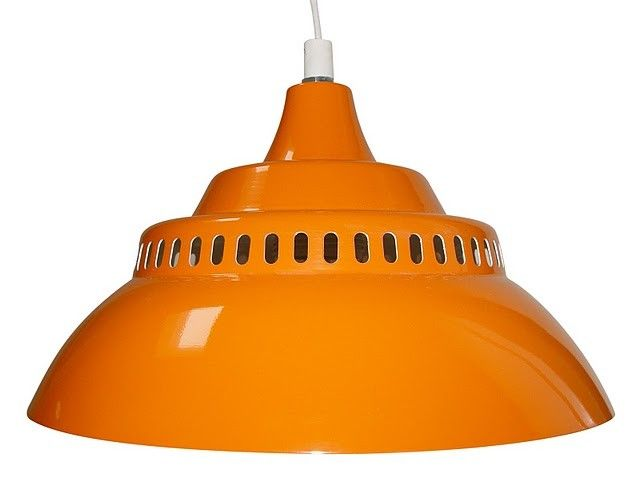 Lampe Suspension Orange Waterquest - Lili's