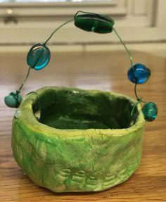 1st Grade Pinch Pot Fancy More