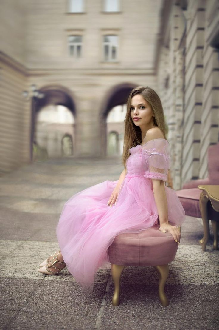 Ready To Ship Tulle Dress Pink Dress 50 Sale Dress All Etsy Tulle Dress Pink Dress Dresses [ 1106 x 735 Pixel ]
